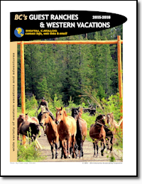 British Columbia Guest Ranch Vacations Guide